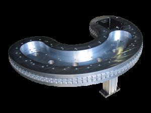 Custom Precision Link Conveyor
