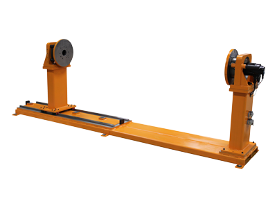 Single Axis Weld Positioner, Welding Automation - Motion