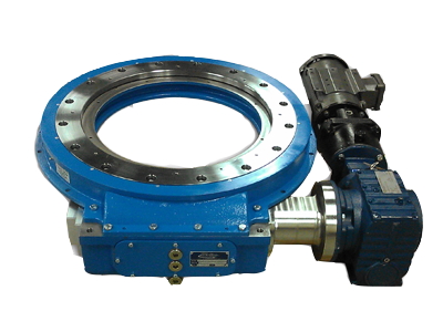 TSR Series Ring Rotary Index Table