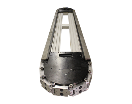 Precision Link Indexing Conveyor